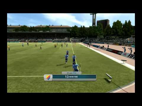 [SU летсплей] FIFA 12 Виртуальный футболист