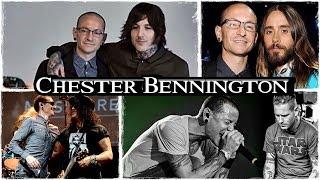 Estrellas del Rock y Metal se despiden de Chester Bennington