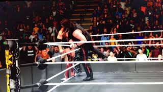 NXT TakeOver: Revolution Match 2 (NWO vs The Bludgeon Brothers/NXT Tag Team Championship)
