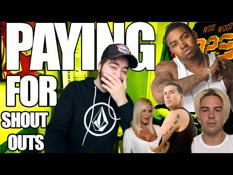 Download Youtube: PAYING CELEBRITIES FOR SHOUT OUTS!