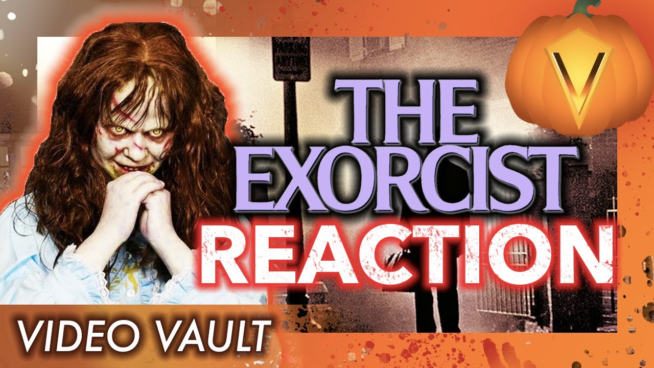 Download The Exorcist   REACTION   OO, IT'S FREAKY, LADS. (ft MeTheBather)