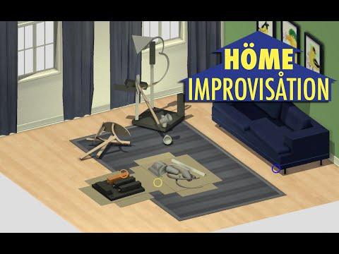 This Game Simulates Building Ikea Furniture