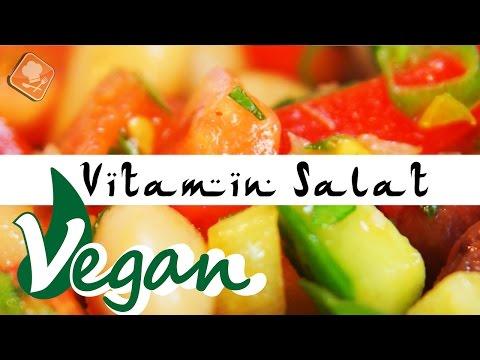 Orient Woche #7 | VITAMIN SALAT | Kochen Online