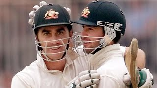 Ponting reflects on Australia's 2001 Ashes triumph