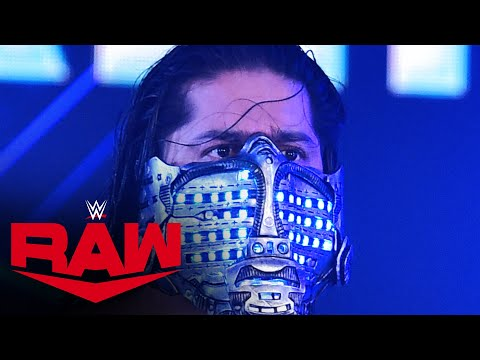 Mustafa Ali returns to Raw: Raw, July 20, 2020