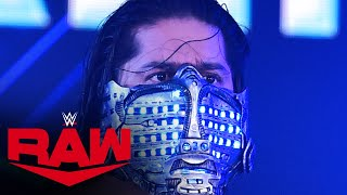 Mustafa Ali returns to Raw: Raw, July 20, 2020