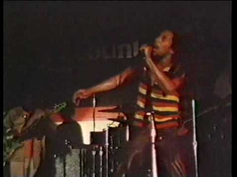 Bob Marley - Rastaman Live Up (live)