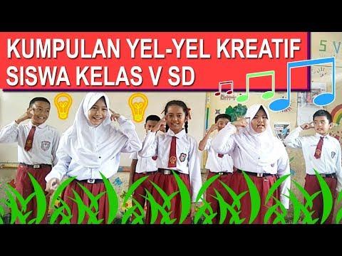Kumpulan Yel-yel Kreatif Siswa Kelas V SD