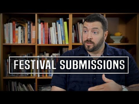 The Film Festival Submission Process - Daniel Sol [HollyShorts Co-Founder]