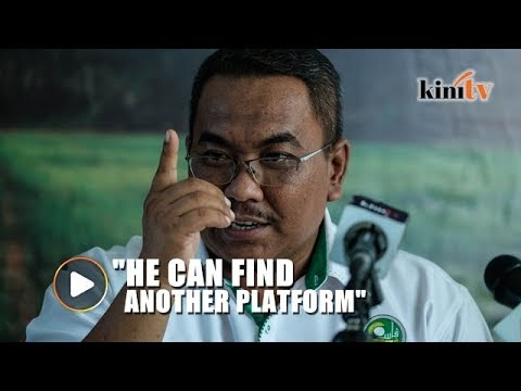 Kedah PAS: Mahfuz can look for a different platform, he's not a candidate for GE14