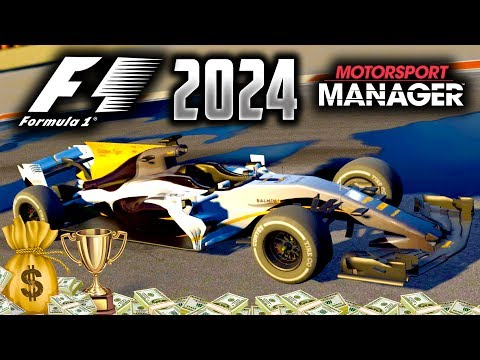 ARCHER'S BACK BABY! NEW F1 2024 CAR! | F1 Motorsport Manager PC