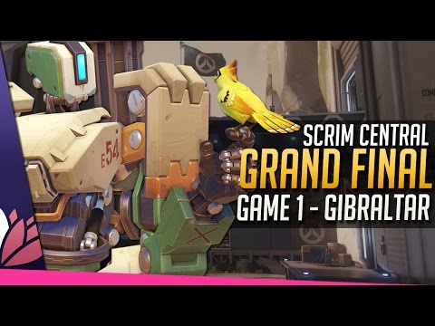 Overwatch: The Bastion Flank - Scrim Central Tournament | Game 1