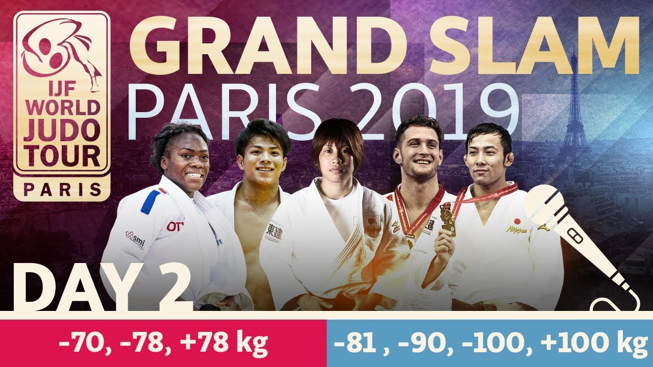 Grand-Slam Paris 2019: Day 2