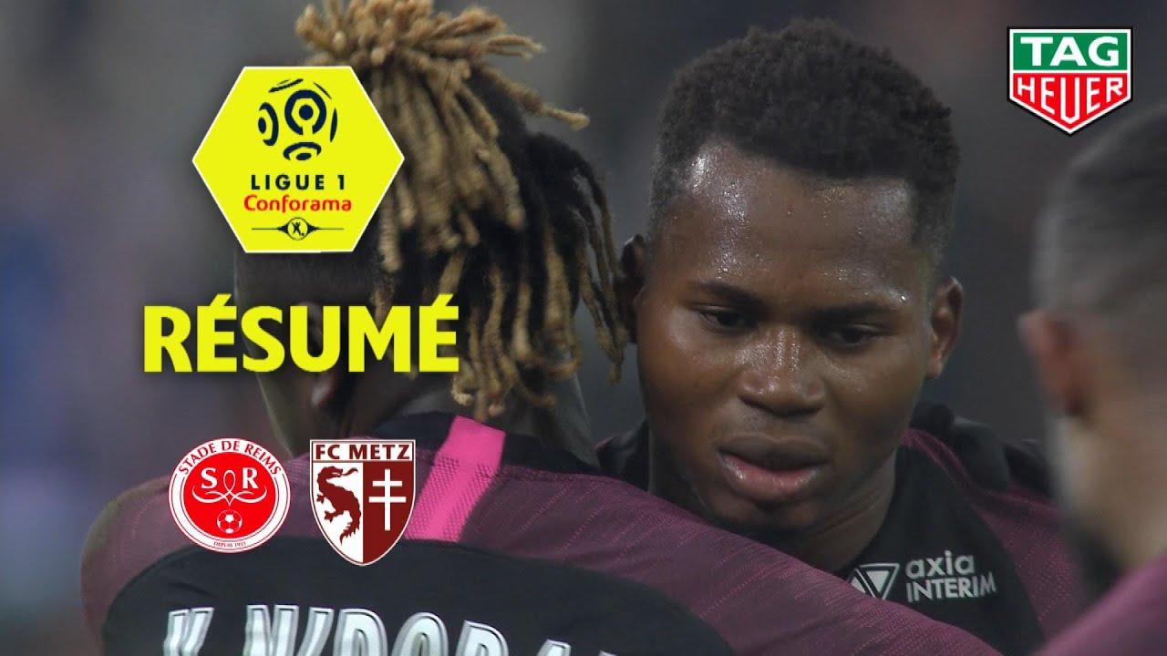 Stade de Reims – FC Metz ( 0-1 ) – Résumé – (REIMS – FCM) / 2019-20