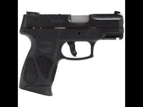 Como limpiar una pistola Taurus PT111 G2 Millenium how to clean up a PT111 G2