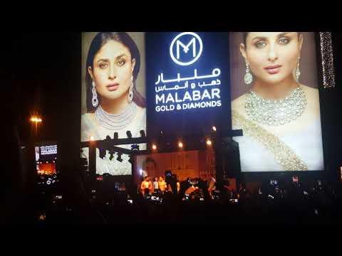 kareena Kapoor in Bur dubai Malbar Gold&Dimond