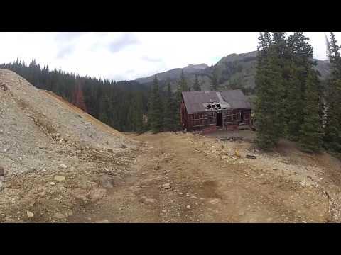 Red Mountain Pass - San Juan County, Colorado