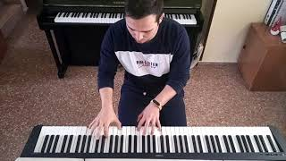 Tears in heaven - Piano