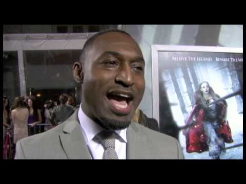 Adrian Holmes Interview - Red Riding Hood