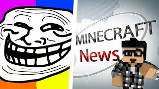 LES MEILLEURES MAPS TROLL DE MINECRAFT ! | Minecraft News !