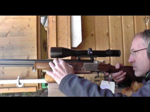 Rottweil Slug Exact 50m accuracy&precision