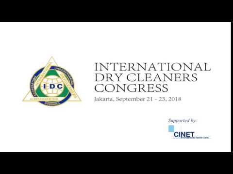[Training ASLI] CINET & Jeeves - International Dry Cleaners (IDC)