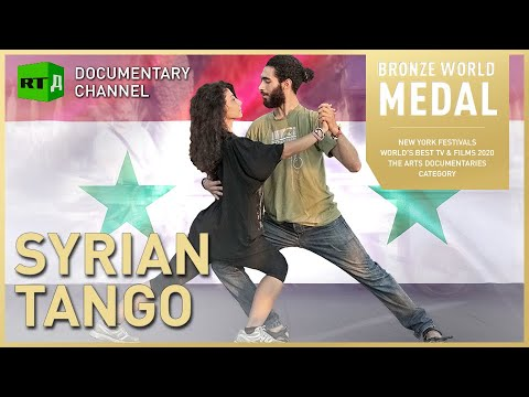 Syrian Tango. Art and Dance reviving Syria's soul