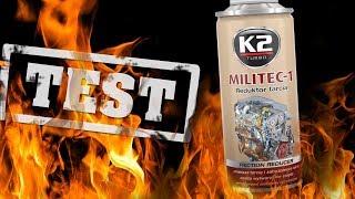 K2 Militec-1 Który dodatek do oleju jest najlepszy?