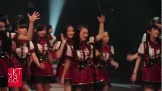 JKT48 Mega Konser - Warnai Harimu