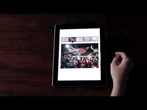 Aquila Style Gratitude Issue 2012 tablet magazine
