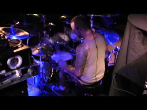 ROADKILL - Gus Rios Drum Cam.