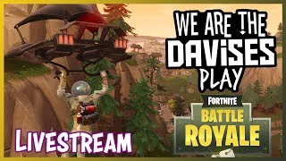 Code TDawgN = Use It! | Fortnite Live Stream