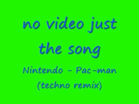 Nintendo - Pac-man (techno remix)