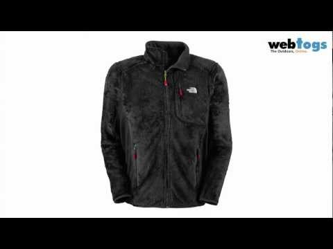 The North Face Men's Super Siula Jacket – Polartec Thermal Pro cold weather fleece.