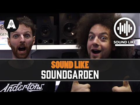 Sound Like Soundgarden - Without Busting The Bank