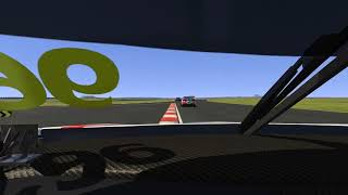 Onboard V8 Supercar Simulation - The Bend (opening Feb 2018)