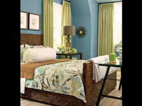 Coastal Living Bedroom Decorating Ideas