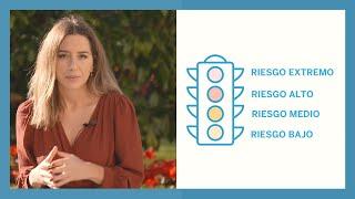 #COVID | ¿Cómo funciona el SEMÁFORO de ALERTAS DE RIESGO del GOBIERNO? | EXPLICADO en 5 minutos