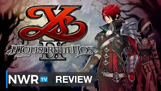 Ys IX: Monstrum Nox (Switch) Review - Solid RPG but ObNOXious Switch Port (Video Game Video Review)