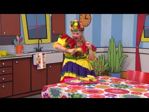 Madame Fruitée danse : Banane