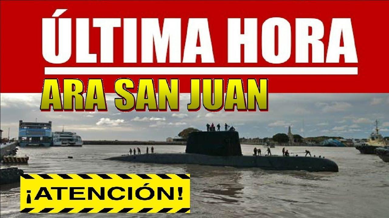 ultimas noticias del submarino ara san juan rescate On ultimas noticias del espectaculo argentino hoy