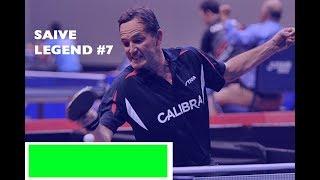 Jean Michel SAIVE - Legend Of Table Tennis #7