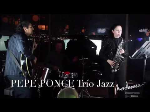 Trío Jazz Pepe Ponce