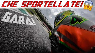 COLLISIONS & RISKS! 😵  SBK RACE @MUGELLO ROUND2 - A RACING STORY