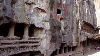 कैलास मंदिर में मिली रहस्यमयी सुरंग Secret Underground Tunnel Found In Kailas Temple, Ellora Caves