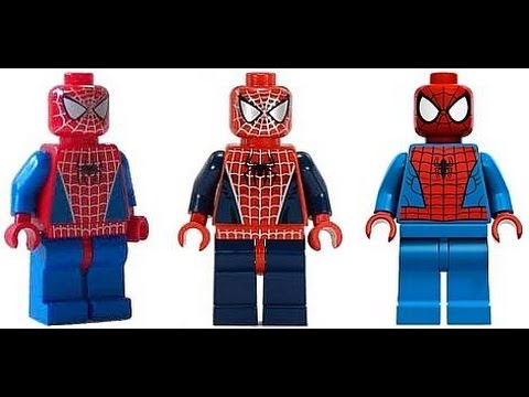 lego spiderman movie 1 and 2  toy minifigures ( toby mcguire era ) price guide