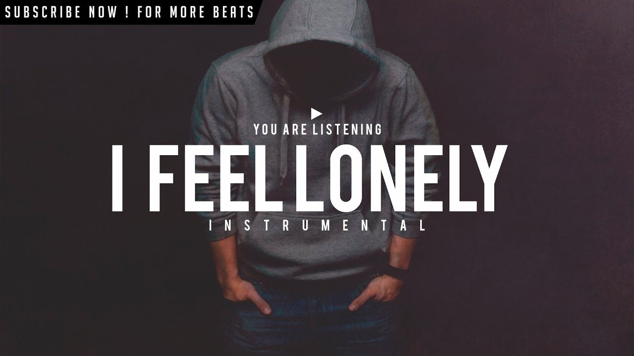 I Feel Lonely Sad Piano Drums Beat 2015 Prod Danny Eb
