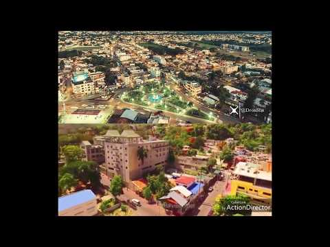 Dominican Republic vs Haiti | Dominican town vs Haiti capital city
