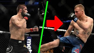 Justin Gaethje thinks he can beat Khabib, Khabib's Coach Responds!