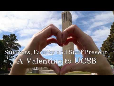 Sharing Their Love for UC Santa Barbara